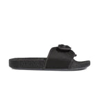 CHANCLETAS HU TRIPLE BLACK