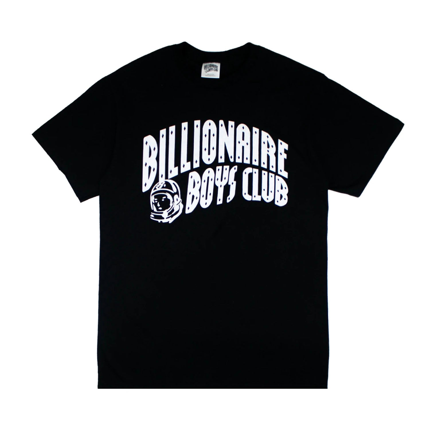 CLASSIC CURVE LOGO TEE BLK/WHT