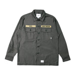 BUDS/ LS SATIN SHIRT