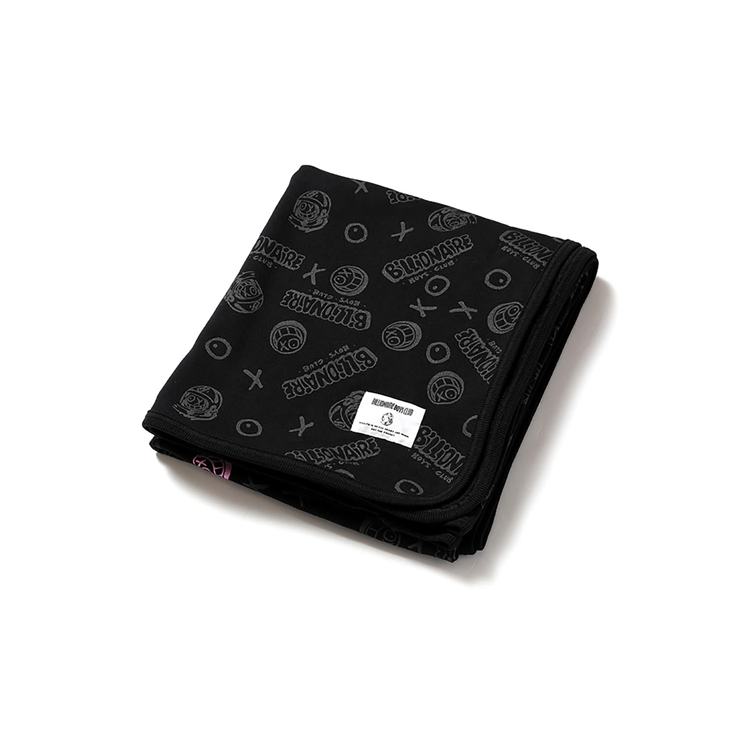BILLIONAIRE BOYS CLUB x ANDRE SARAIVA ALLOVER PRINT BLANKET