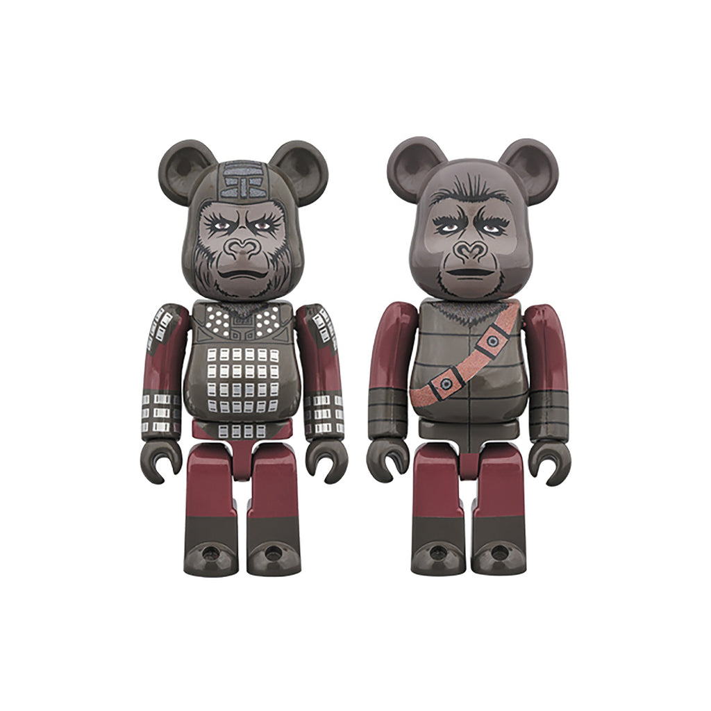 GENERAL URSUS & SOLDIER APE 100% SET