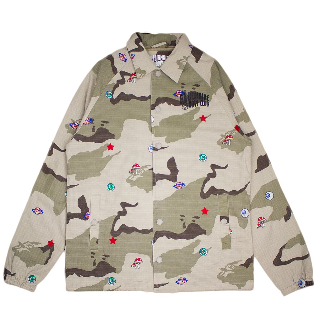 CAMO BREAKS JACKET