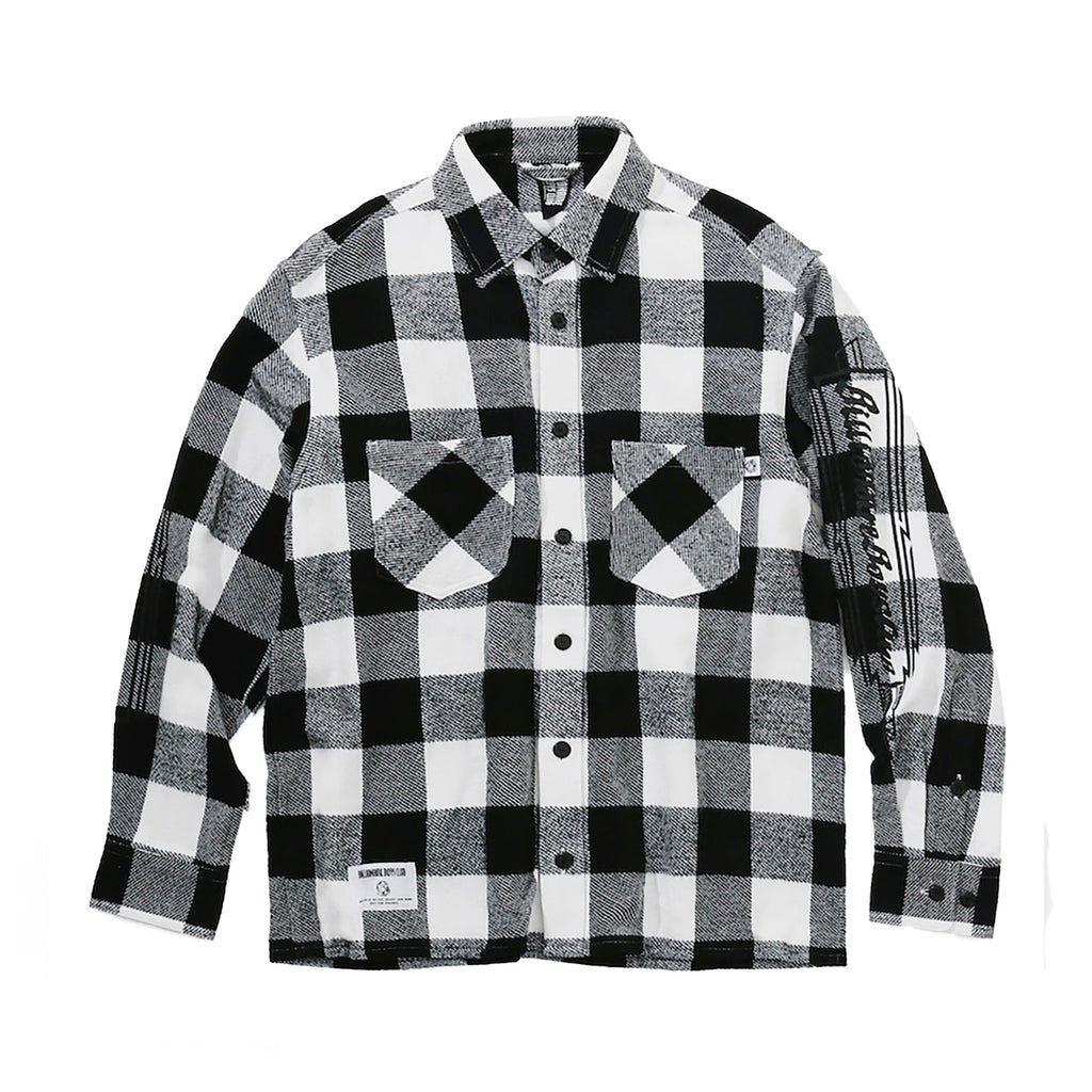 BOX CHECK SHIRT