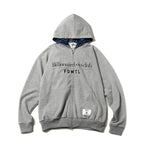BILLIONAIRE BOYS CLUB x FDMTL ZIP UP HOODIE