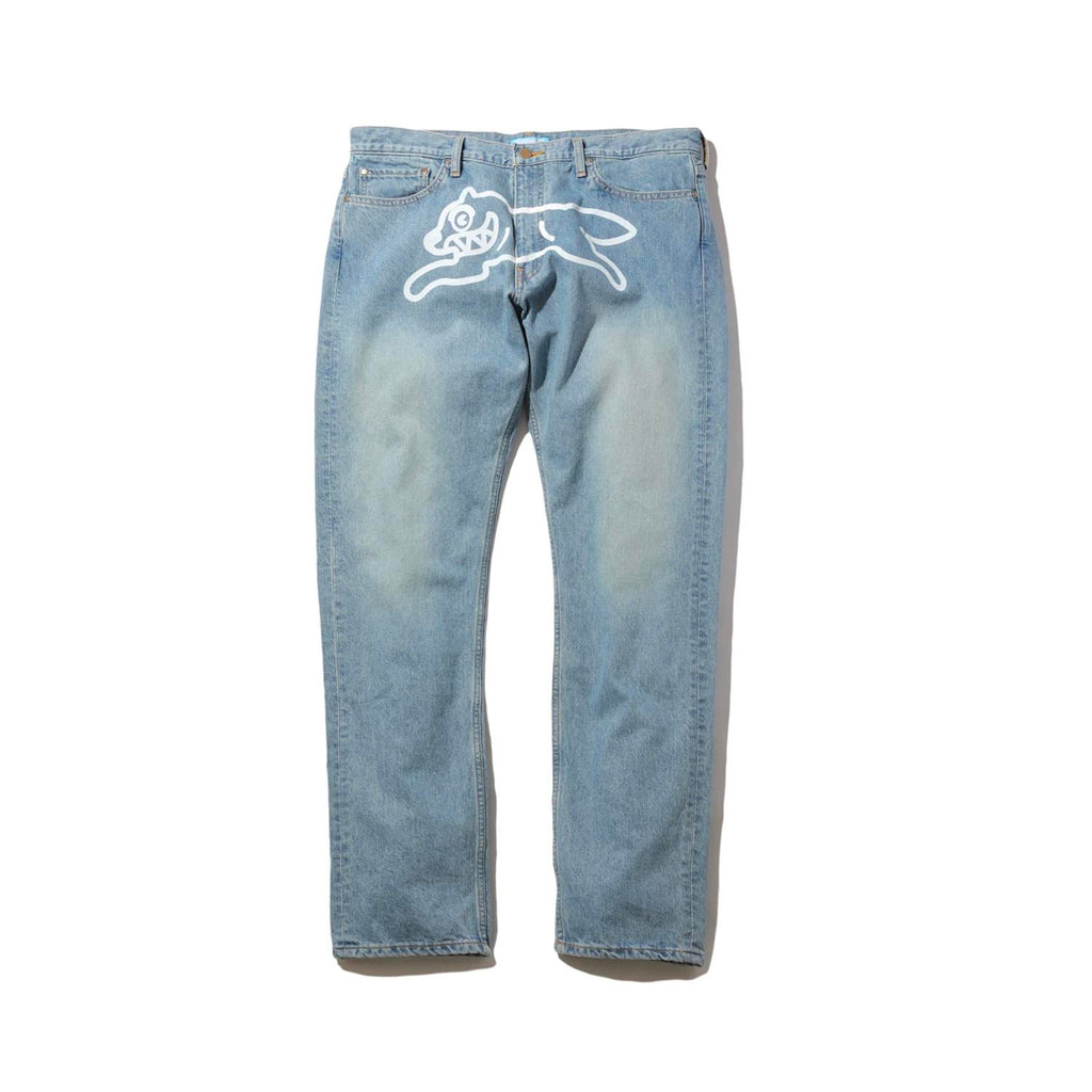 HARD WASH RUNNING DOG DENIM