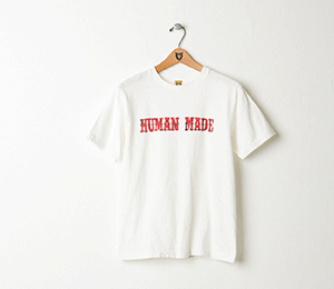 Human Made Red Logo T-Shirt