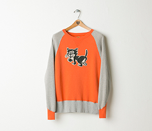 Human Made Stray Cat Sweatshirt