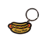 HOT DOG KEY CHARM