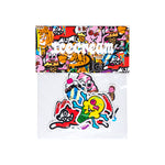 ICECREAM STICKER PACK