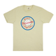 HOMEBASE SS TEE / NATURAL / S