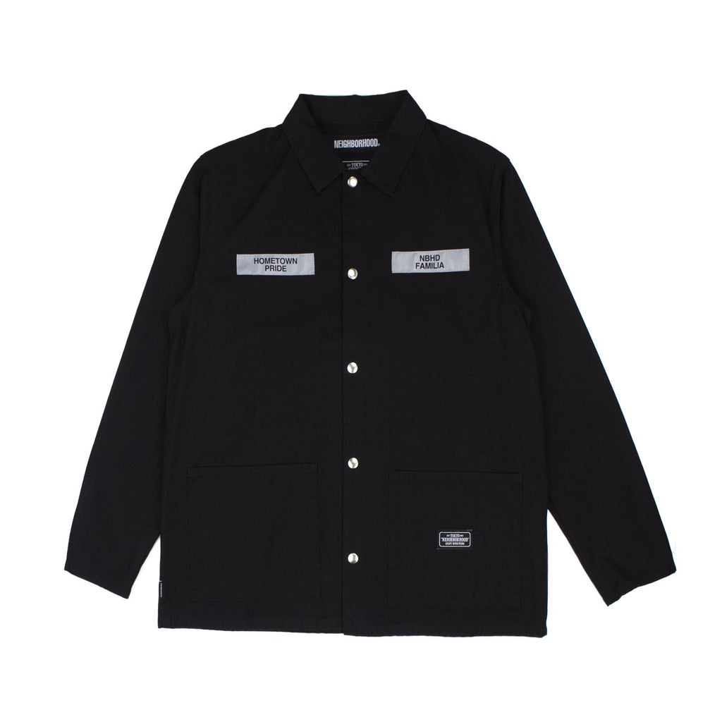 COVERALL. CW / C-JKT