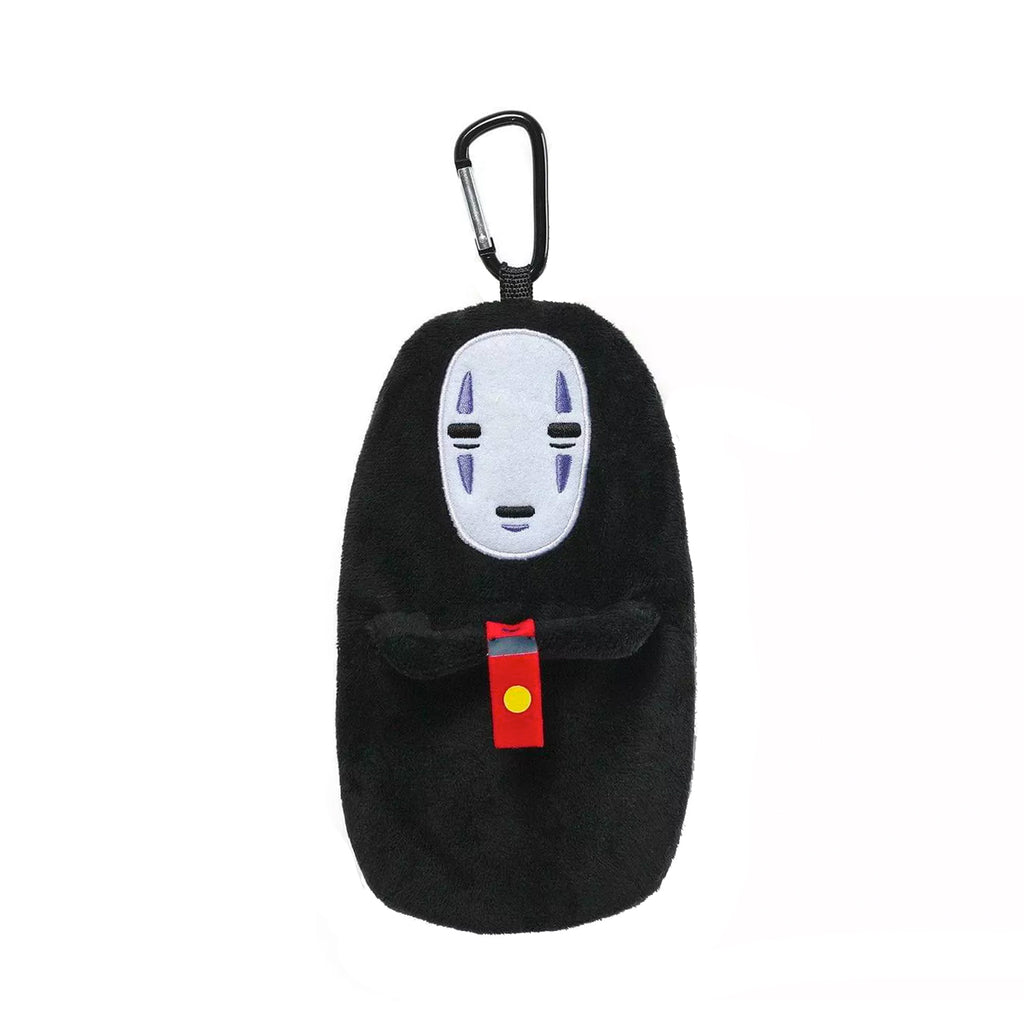 "NO FACE PLUSH POUCH CLIP ""SPIRITED AWAY"""