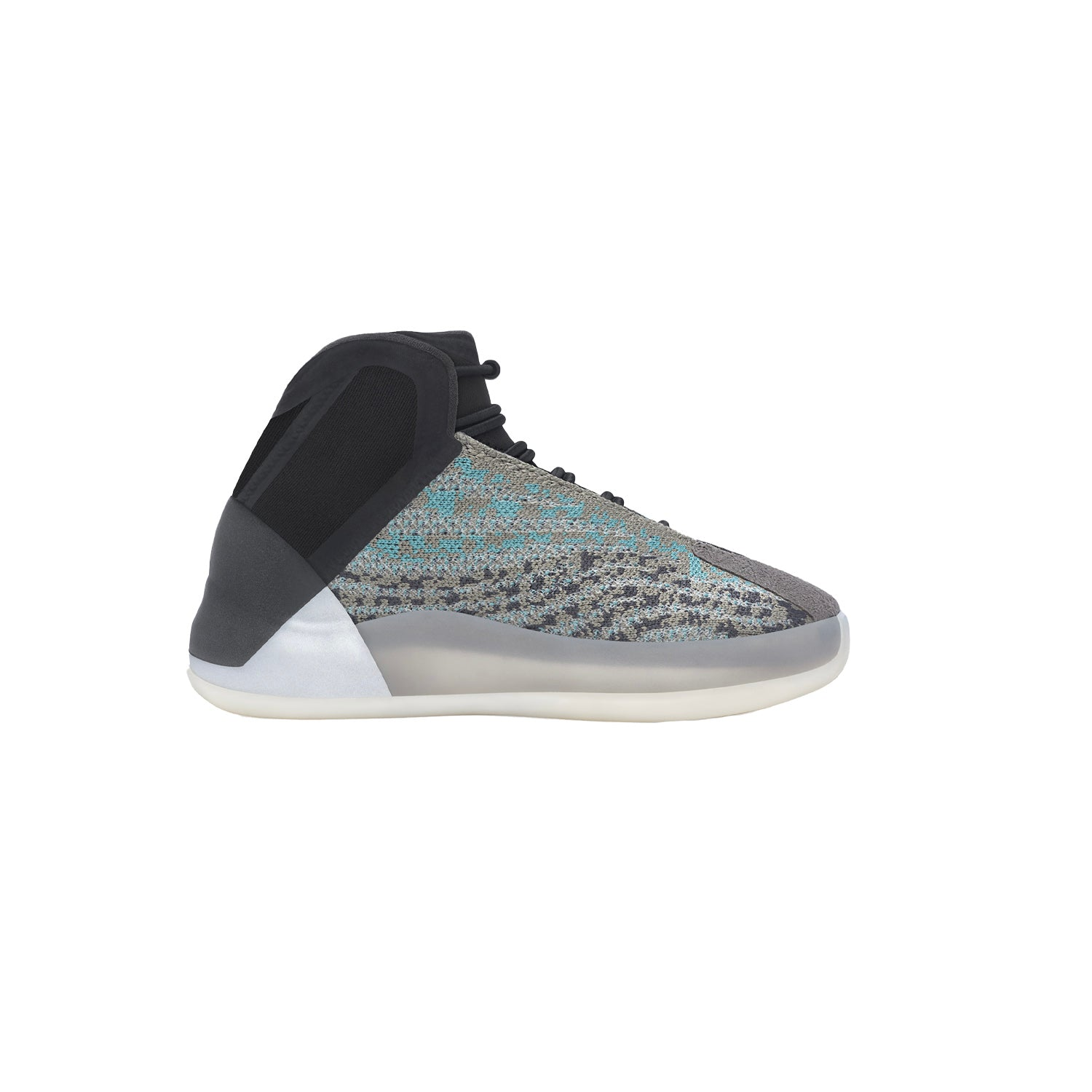 YEEZY QNTM TEAL BLUE - INFANTS