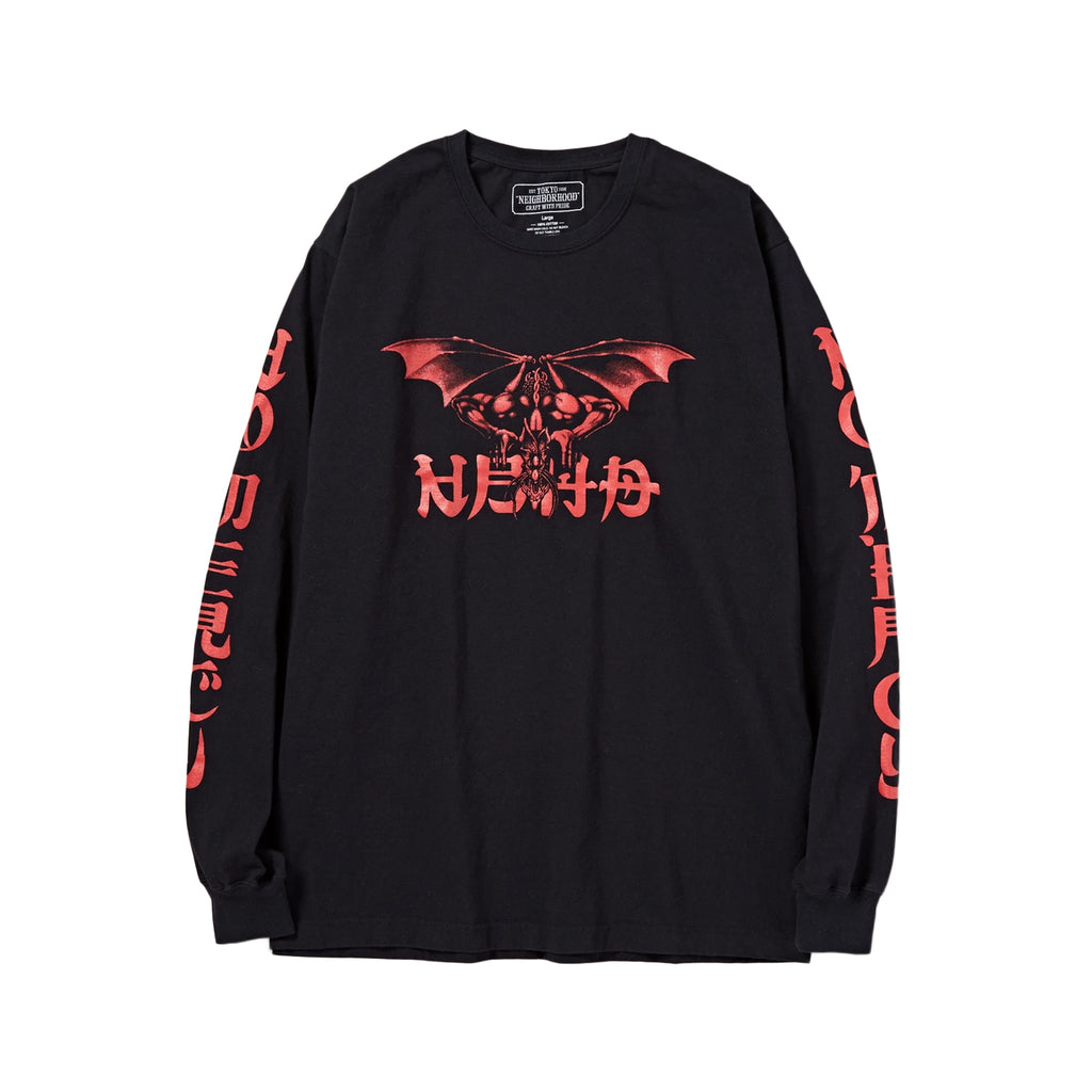 NO MERCY-1 / C-TEE LS