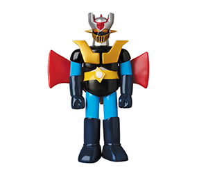 Medicom Mazinger Retro Color