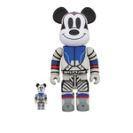 BILLIONAIRE BOYS CLUB X MICKEY MOUSE BE@RBRICK 400% 100%