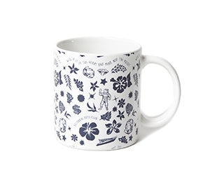 Billionaire Boys Club ALOHA MUG