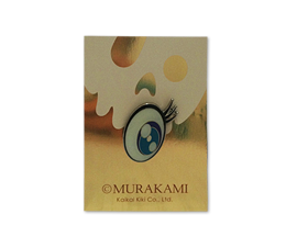 Murakami Eye Love I Pin