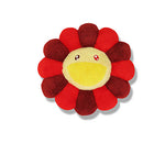 Murakami Flower Cushion 1M Red