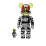 BILLIONAIRE BOYS CLUB X NEIGHBORHOOD BE@RBRICK 400% 100%