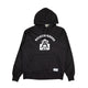 ID-A25 / C-HOODED . LS / BLACK / S