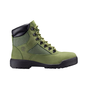 FIELD BOOT 6 INCH GREEN