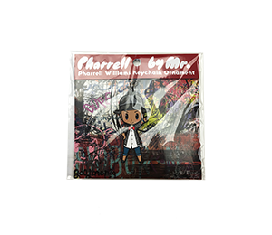 Pharrell Polka Dot by Mr. Rubber Keychain