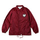 PILOT COACH JACKET / BURGUNDY / S