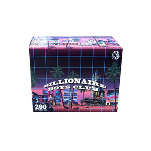 MAWAIIAN NIGHT 200 PC PUZZLE SET