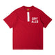 ATHLETIC T-SHIRT #2 / RED / S