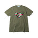 RUN DOG T-SHIRT / KHAKI / S
