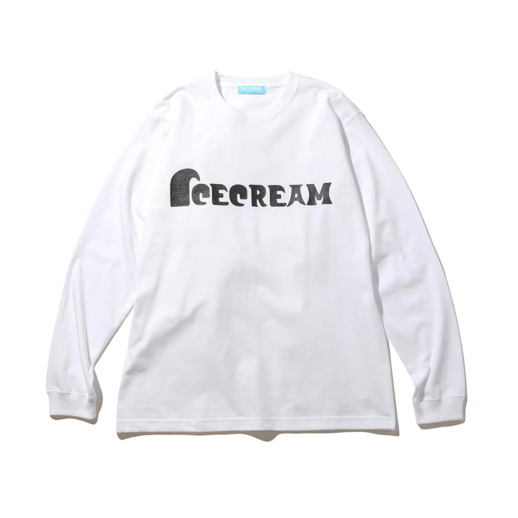 SKATING ICECREAM L/S T-SHIRT