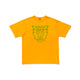 COLOR T-SHIRT #1 / YELLOW / S