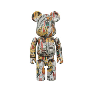 200% SUPER JEAN-MICHEL BASQUIAT BE@RBRICK