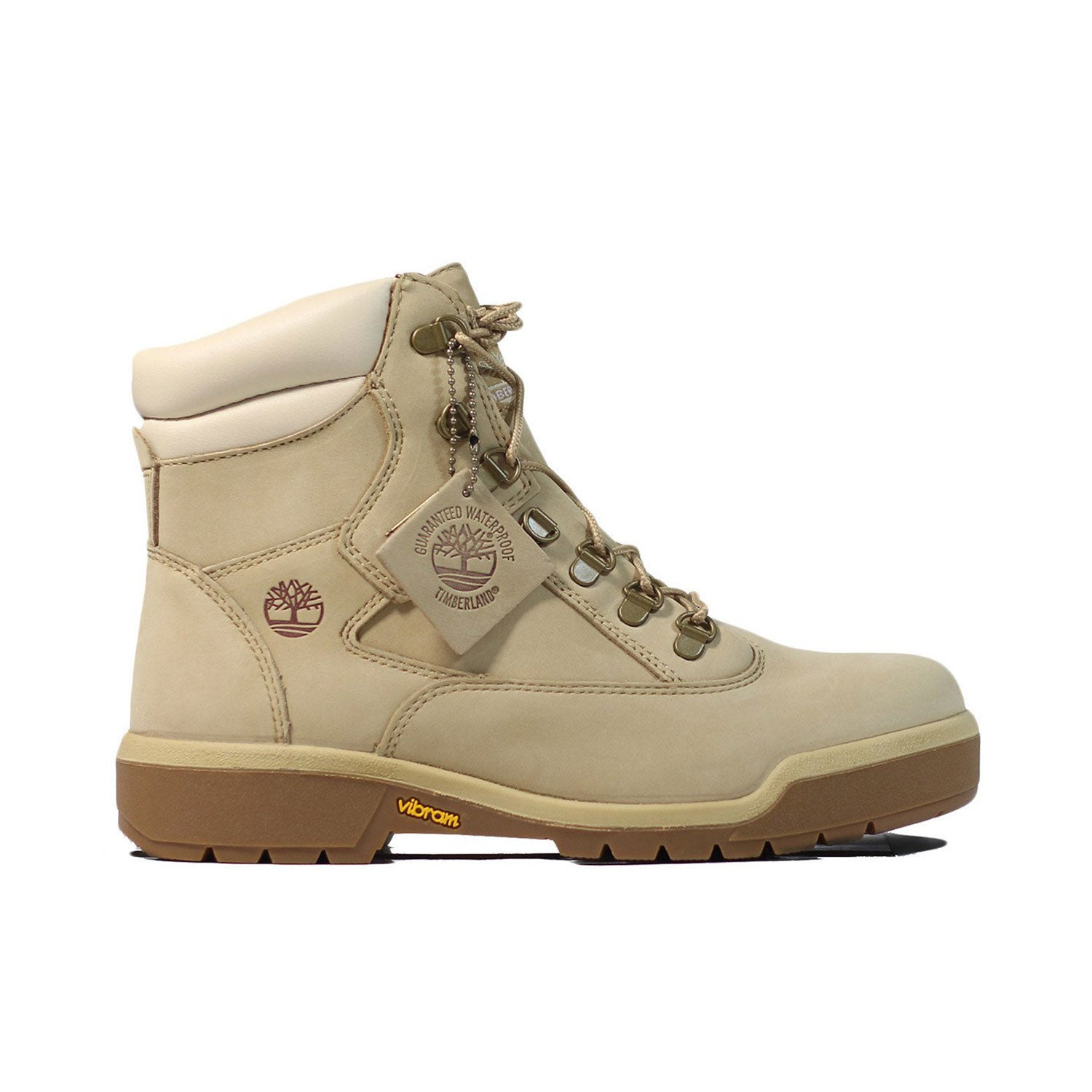 FIELD BOOT 6 INCH TAN