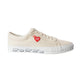 CANVAS SNEAKERS / WHITE / 6