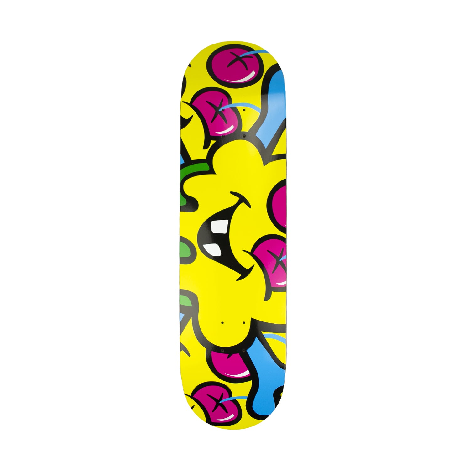 THREE SKATEDECK