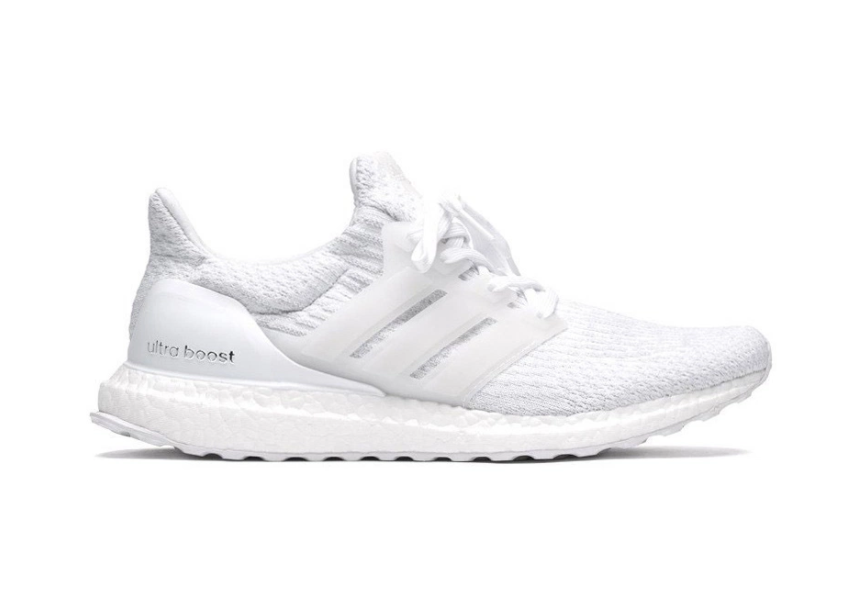 ULTRABOOST WHITE