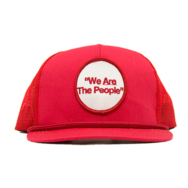 WE ARE THE PEOPLE CAP