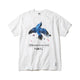 BILLIONAIRE BOYS CLUB x FDMTL BIRD TEE / WHITE / S