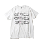 BILLIONAIRE BOYS CLUB x ANDRE SARAIVA REPEAT LOGO TEE