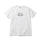 BILLIONAIRE BOYS CLUB X ANDRE SARAIVA COLLABORATION TSHIRT / WHITE / S