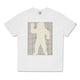 ASTRO MANTRA T-SHIRT / WHITE / S