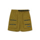 ZIP POCKET SHORTS / BEIGE / S
