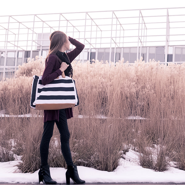 Weekender Bag Giveaway with BE STYLE!