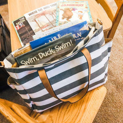 A First Grade Teacher's Aquila Bag Review!