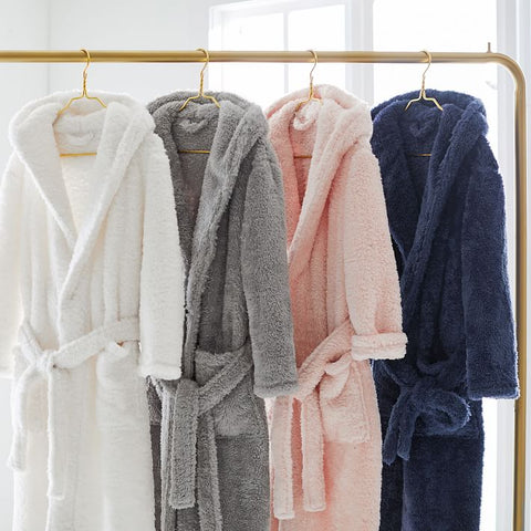 cozy sherpa robe mothers day gift ideas