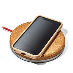 grovemade wireless charging pad for smartphone gift guide for men valentines day 2018
