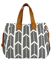Black Arrows Weekender Tote Bag