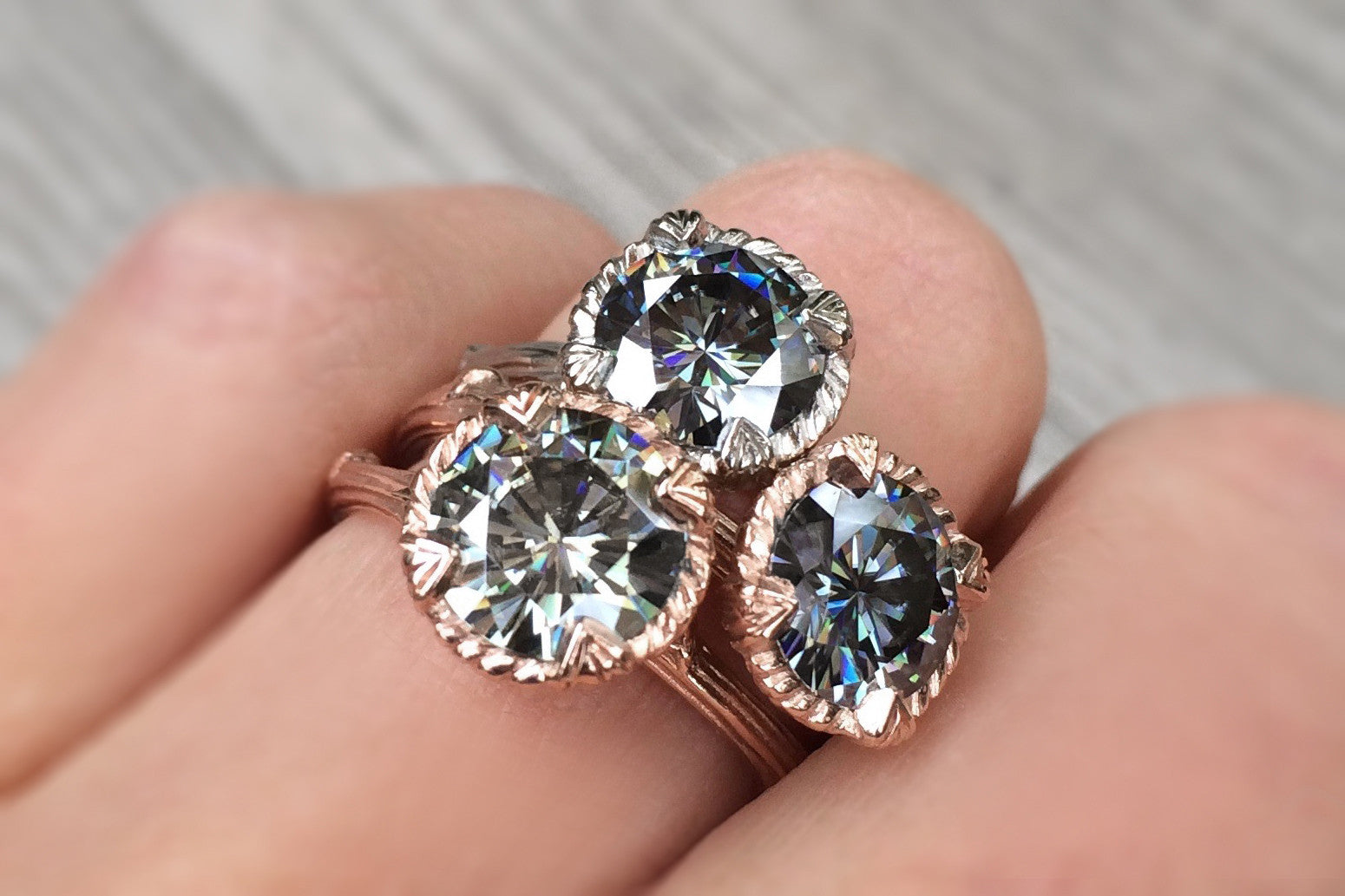 rose diamond nl milgrain collections rings in aquamarine engagement shpaed colorful look jewelry outstanding colored ring diamonds at antique oval fascinating gold with blue rg
